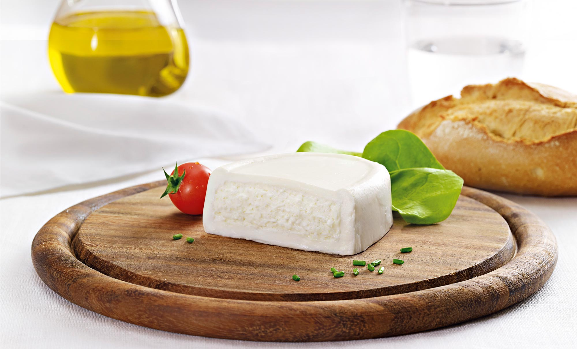 fresh cheese by Studio Ros post produzione e 3D | Fuorizona food agency