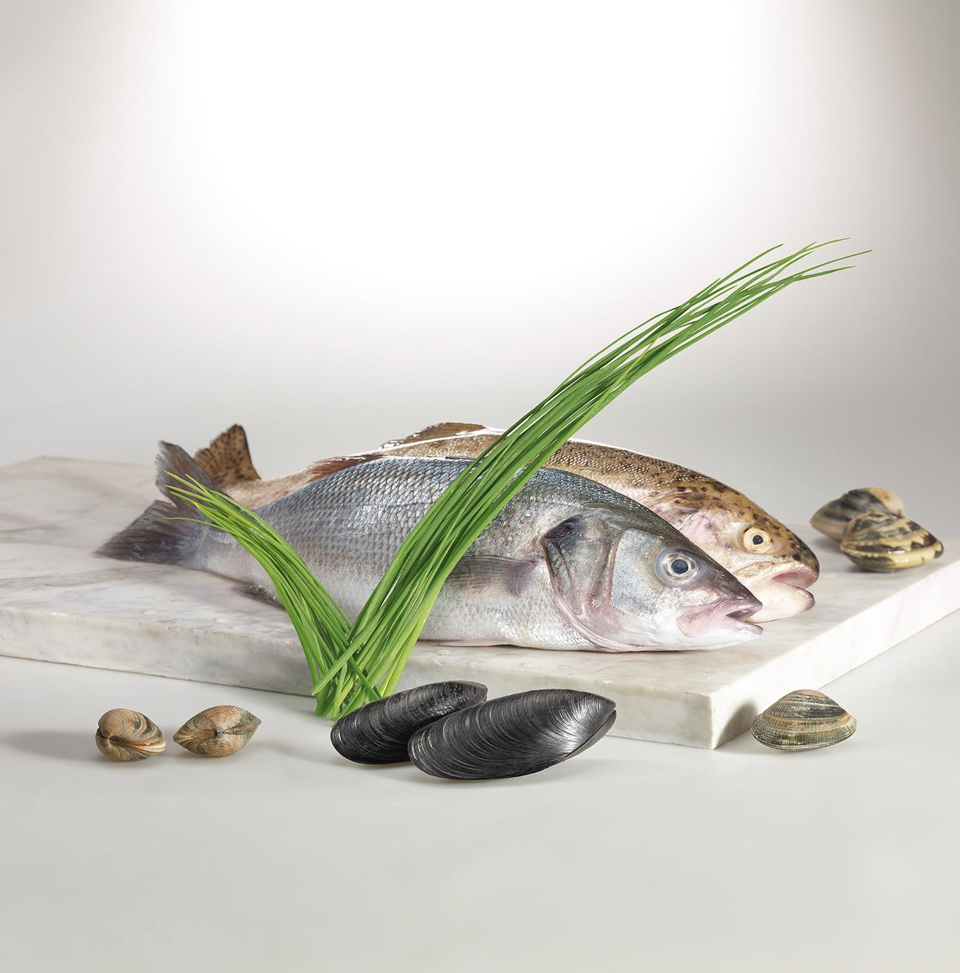 fresh fish by Studio Ros post produzione e 3D | Fuorizona food agency
