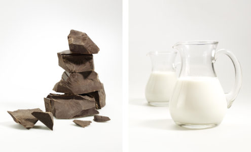 chocolate milk by Studio Ros post produzione e 3D | Fuorizona food agency